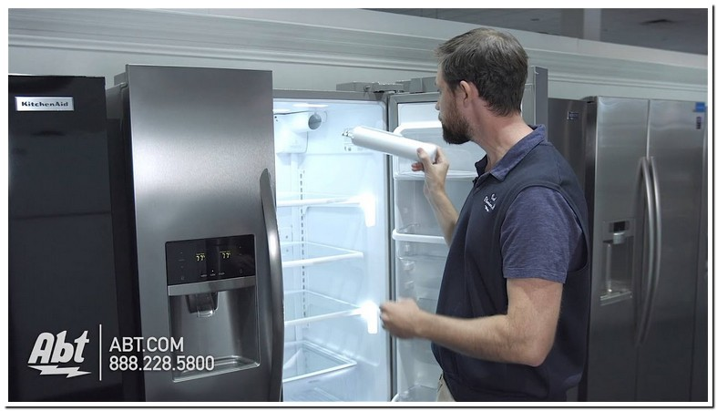 Frigidaire Refrigerator Filter Reset