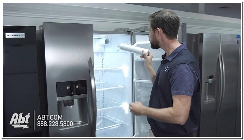 Frigidaire Water Filter Reset