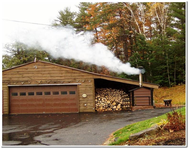 Furnace Smells Like Wood Smoke