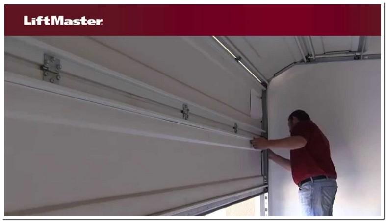 Garage Door Randomly Opens Liftmaster