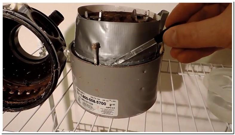 Garbage Disposal Leaks From Side