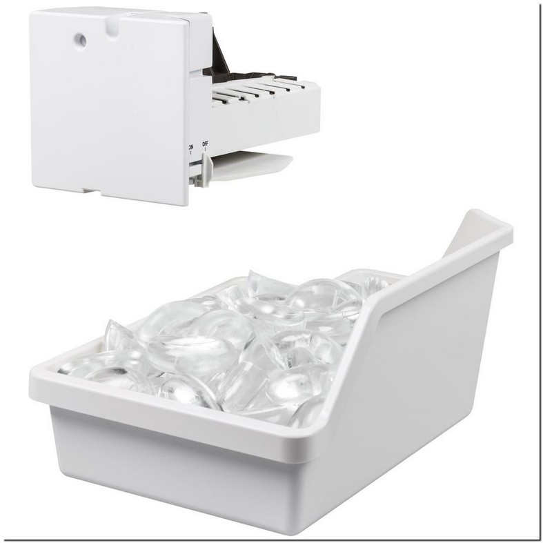 Ge Refrigerator Icemaker