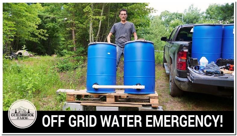 Gravity Fed Water Tank Pressure
