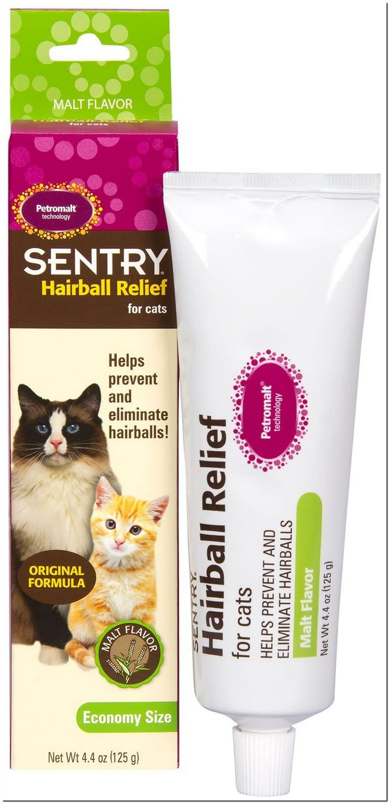 Hairball Relief For Dogs