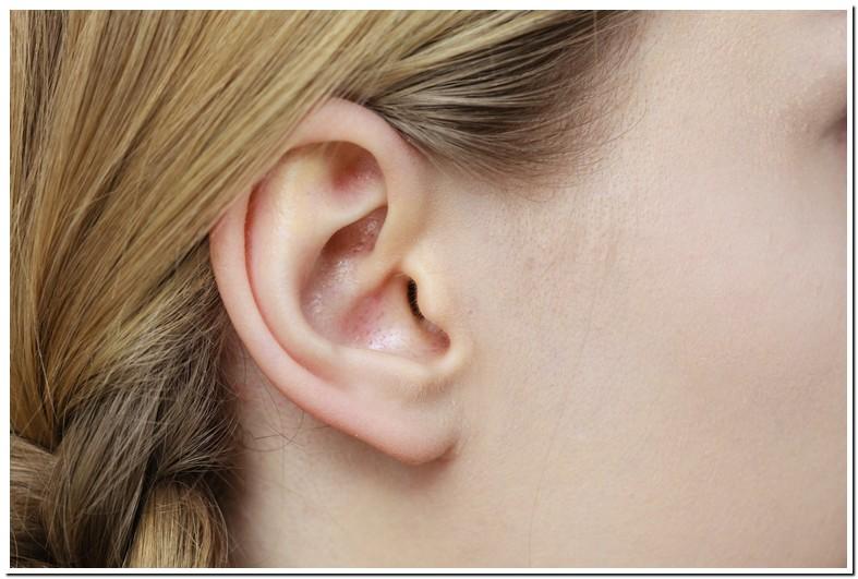 Hard Lump In Ear
