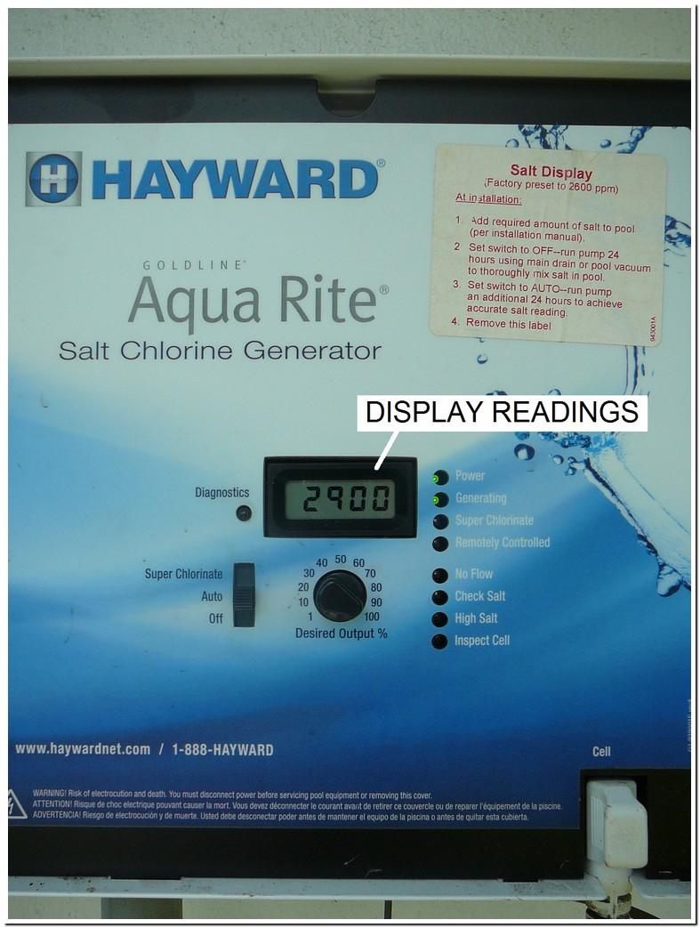 Hayward Aqua Rite Manual