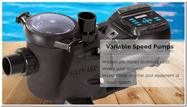 Hayward Variable Speed Pool Pump Recommended Settings