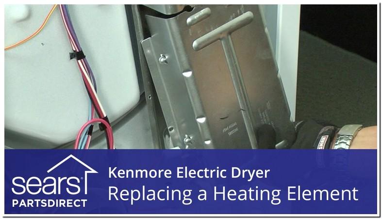 Heating Element For Kenmore Dryer Model 110
