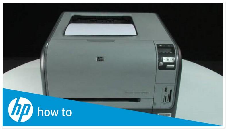 Hp Color Laserjet Pro Cp1518ni Driver