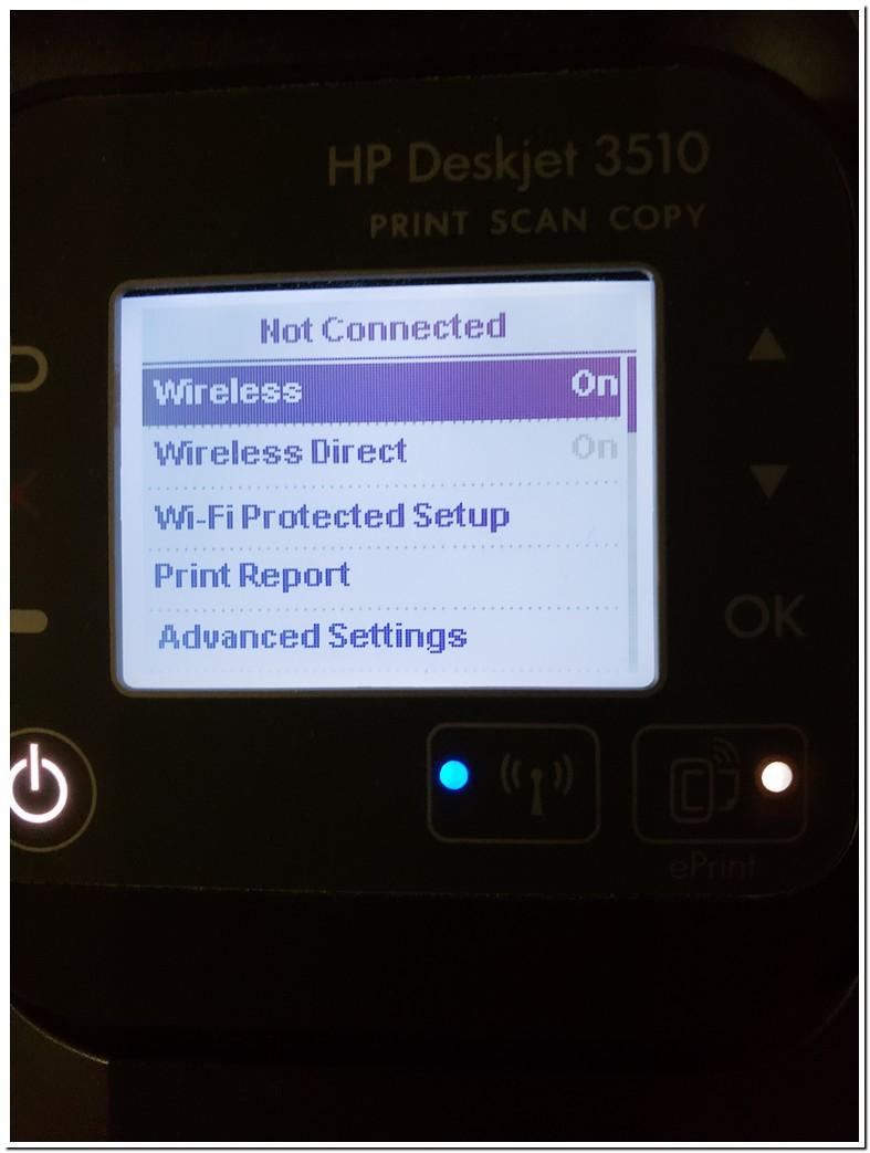 Hp Deskjet 3510 Wireless Setup Mac