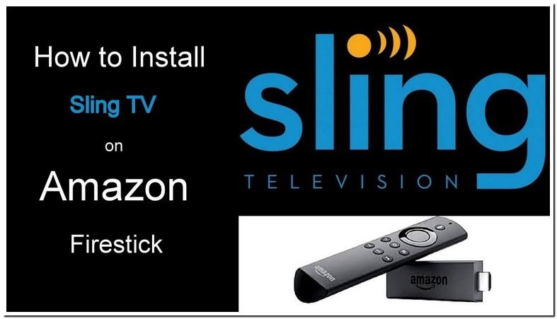 Install Sling Tv On Firestick