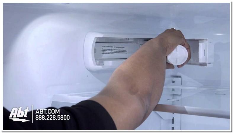 Installing Water Filter In Ge Refrigerator