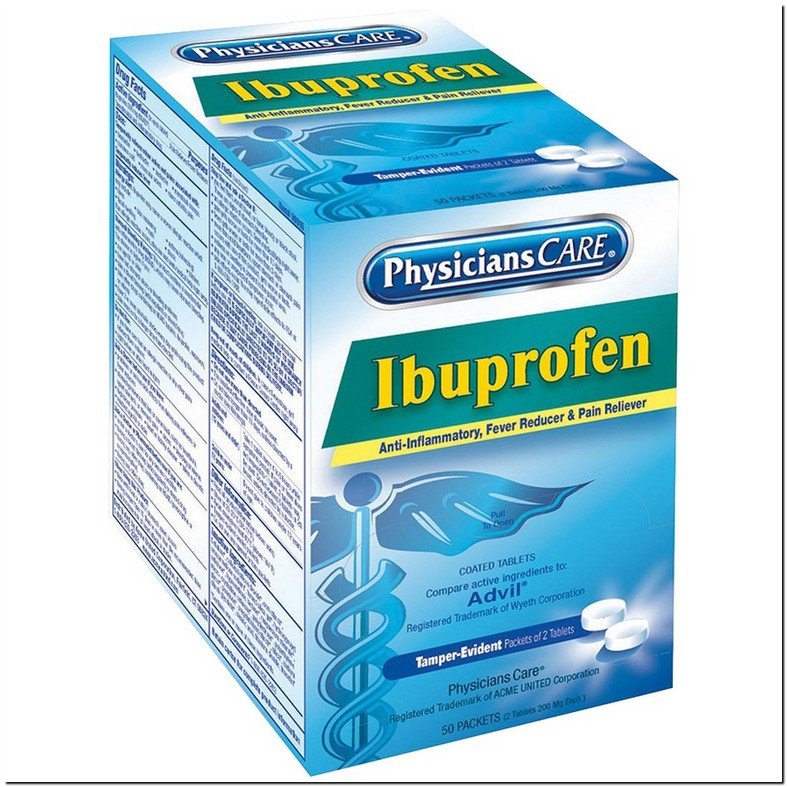 Is Ibuprofen Good For Toothache