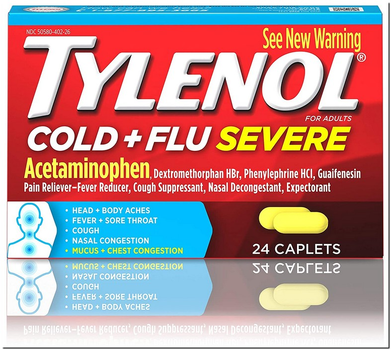 Is It Ok To Take Expired Tylenol Cold Medicine