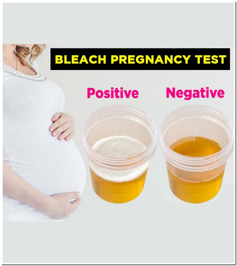Is The Urine And Bleach Pregnancy Test Accurate