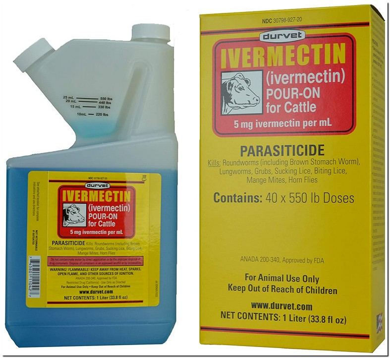Ivermectin Pour On For Fleas