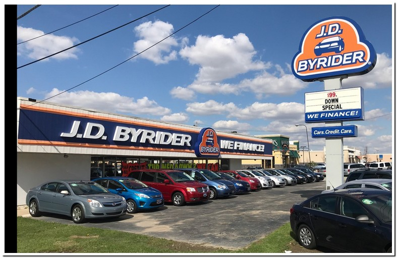 Jb Ryder Used Cars