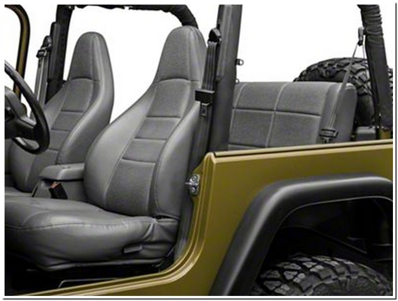 Jeep Wrangler Rear Seat Belt Replacement