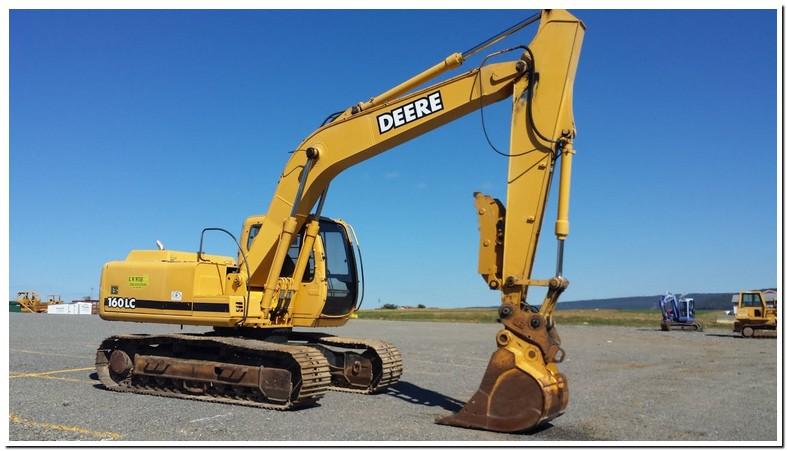 John Deere 160lc Excavator Specs