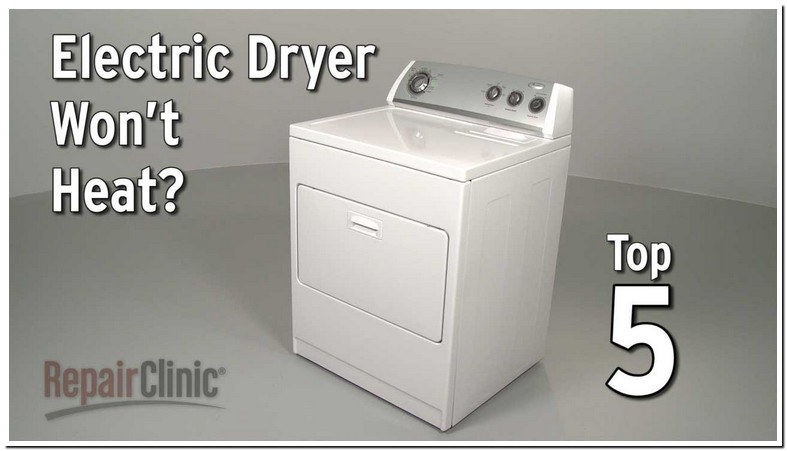 Kenmore Dryer Not Drying Clothes Well