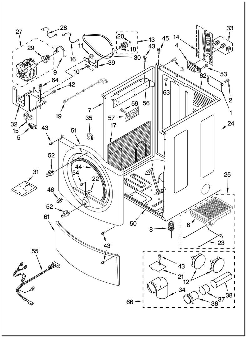 Kenmore Elite He4 Dryer Belt Replacement