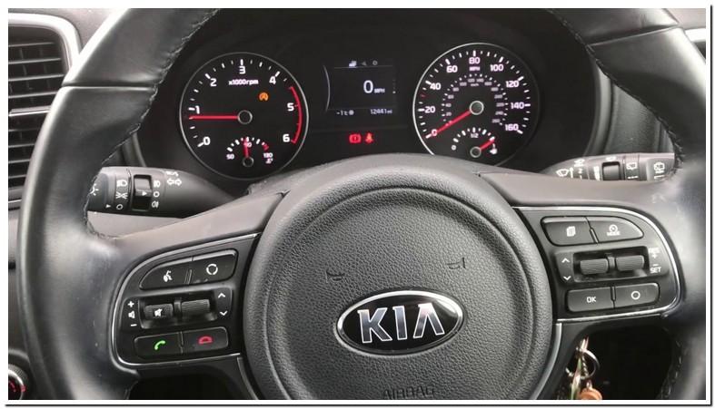 Kia Sportage Tpms Light Reset