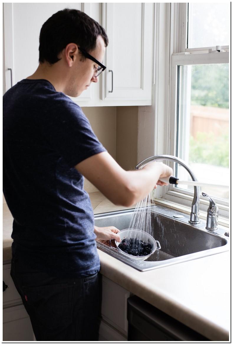 Kitchen Sink Sprayer Smells Like Rotten Eggs