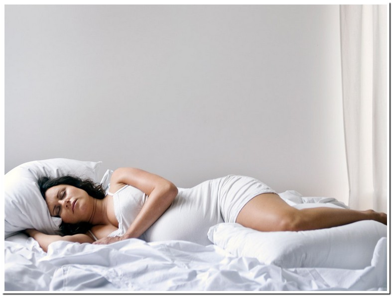 Knee Pain While Sleeping Pregnant