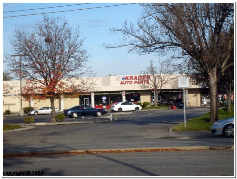 Kragen Auto Parts San Jose