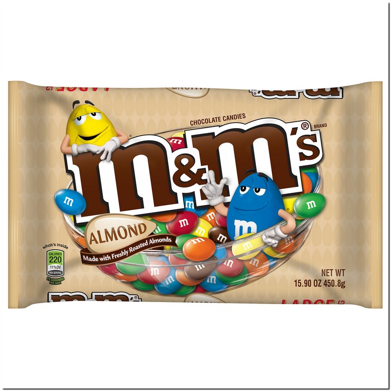 Large Bag Of M
