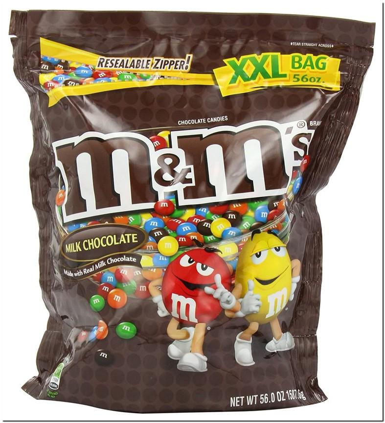 Large Bag Of Mms