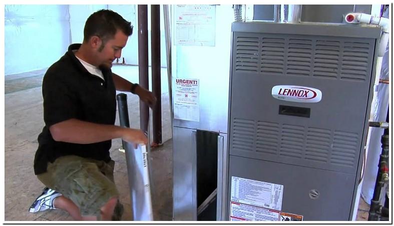 Lennox Furnace Air Filter Size