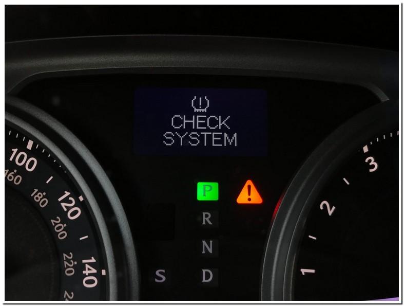 Lexus Is 250 Tire Pressure