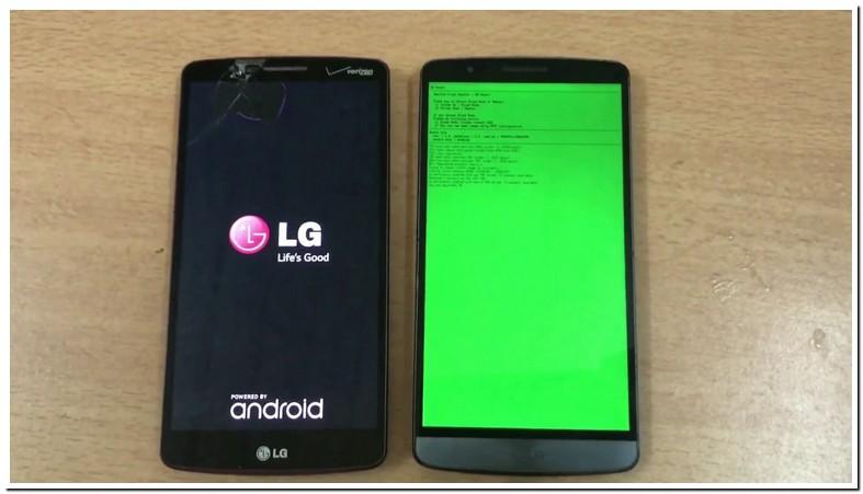 Lg G3 Green Screen Of Death Fix