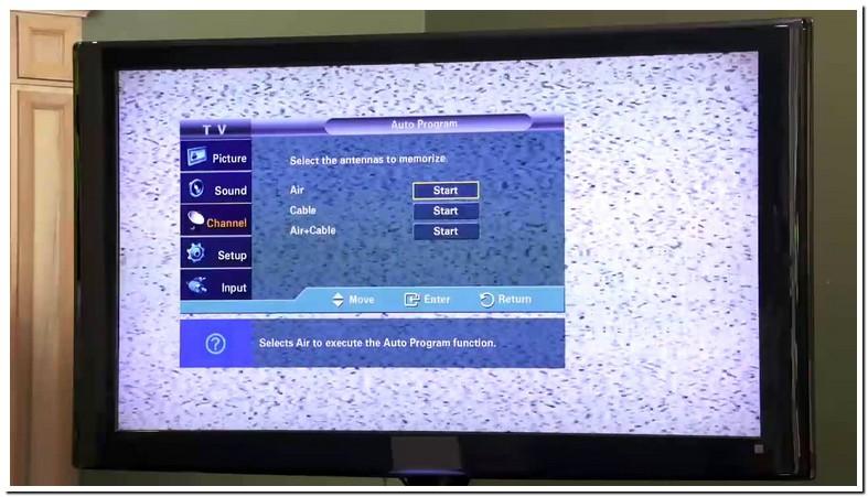Lg Plasma Tv Channel Scan