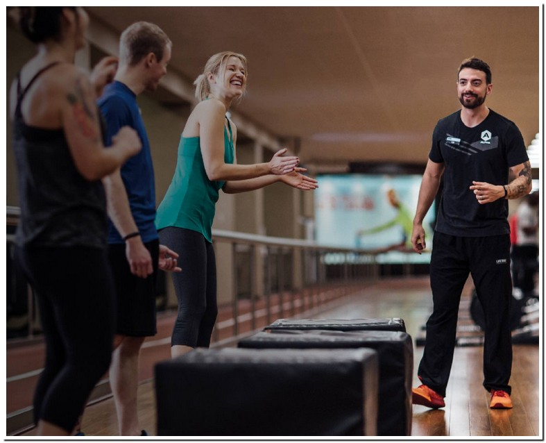 Lifetime Fitness Tech Support