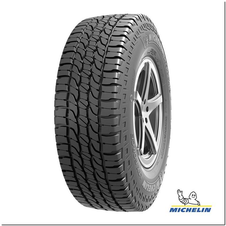 Llantas Michelin 245 65r17