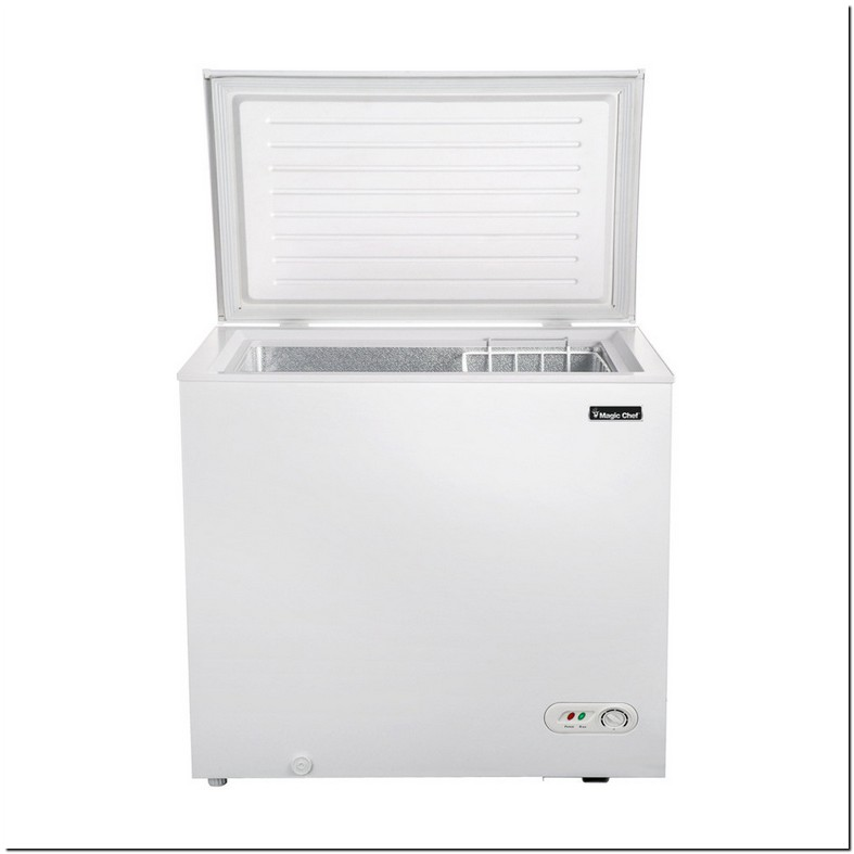 Magic Chef 5.2 Chest Freezer Dimensions