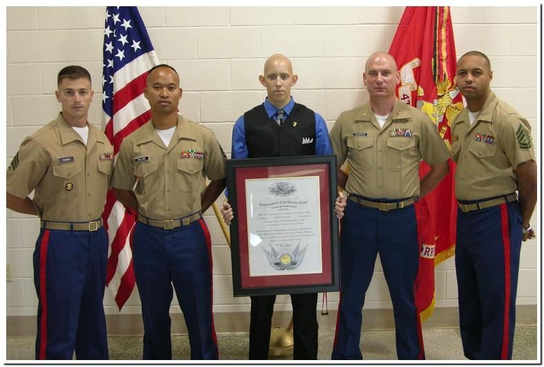 Marine Corps Delayed Entry Program Rules