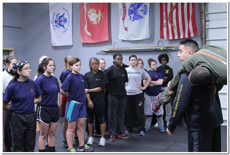 Marine Corps Delayed Entry Program Weight