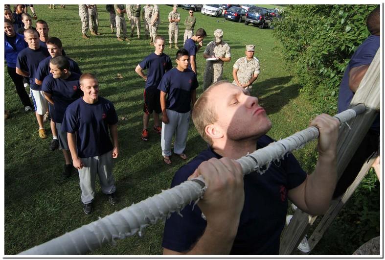 Marine Corps Poolee Delayed Entry Program
