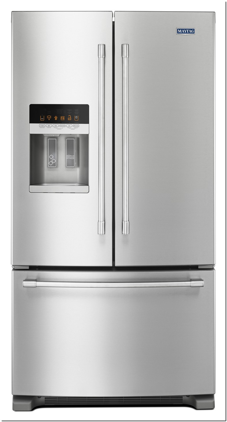 Maytag Dual Cool Refrigerator Ice Maker