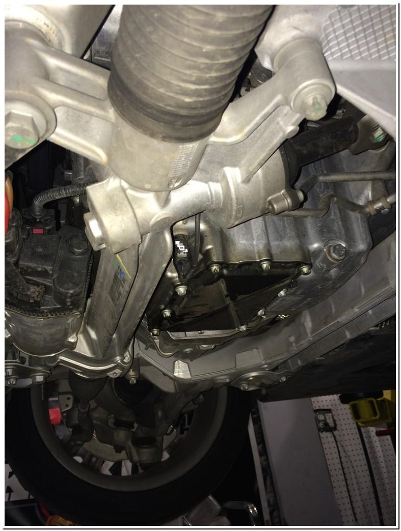 Mercedes C300 Oil Change