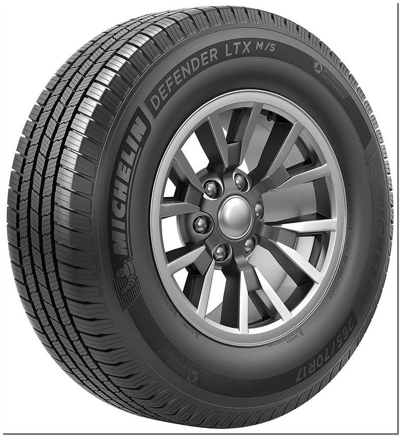 Michelin Defender 24565r17