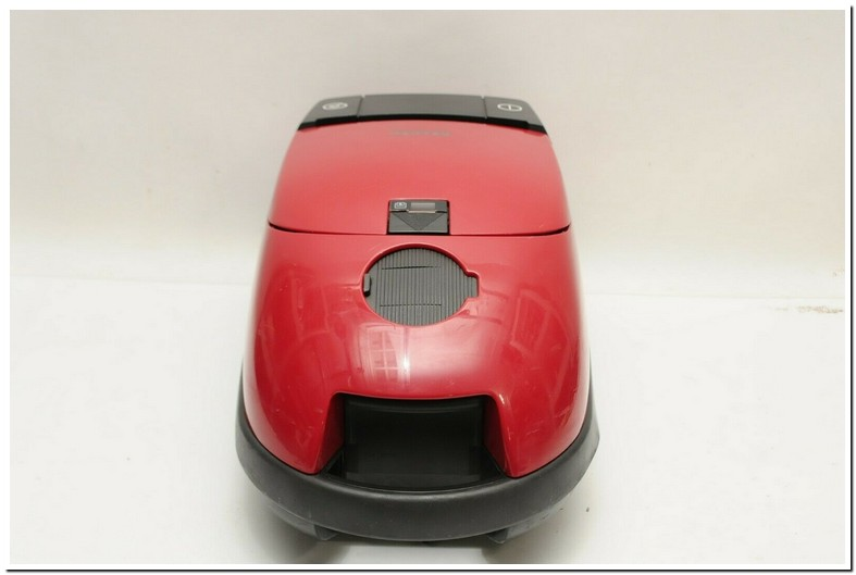 Miele Red Star Canister Vacuum