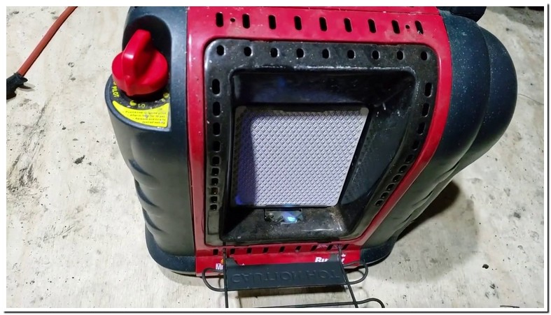 Mr Heater Pilot Light Wont Stay Lit