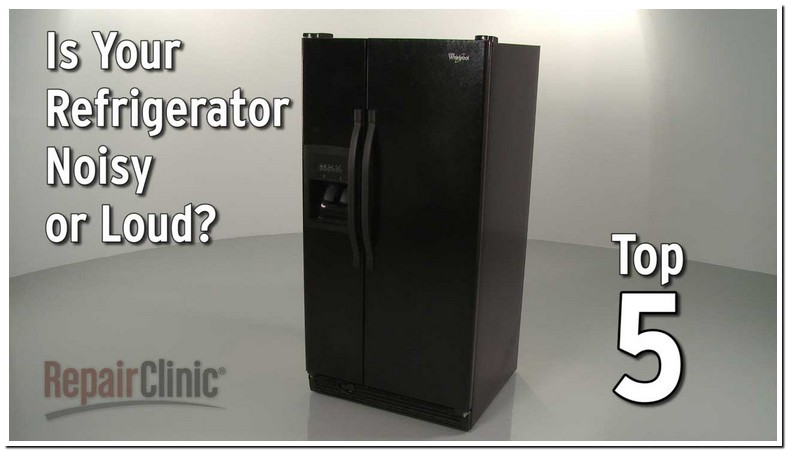 My Frigidaire Refrigerator Is Making A Loud Noise