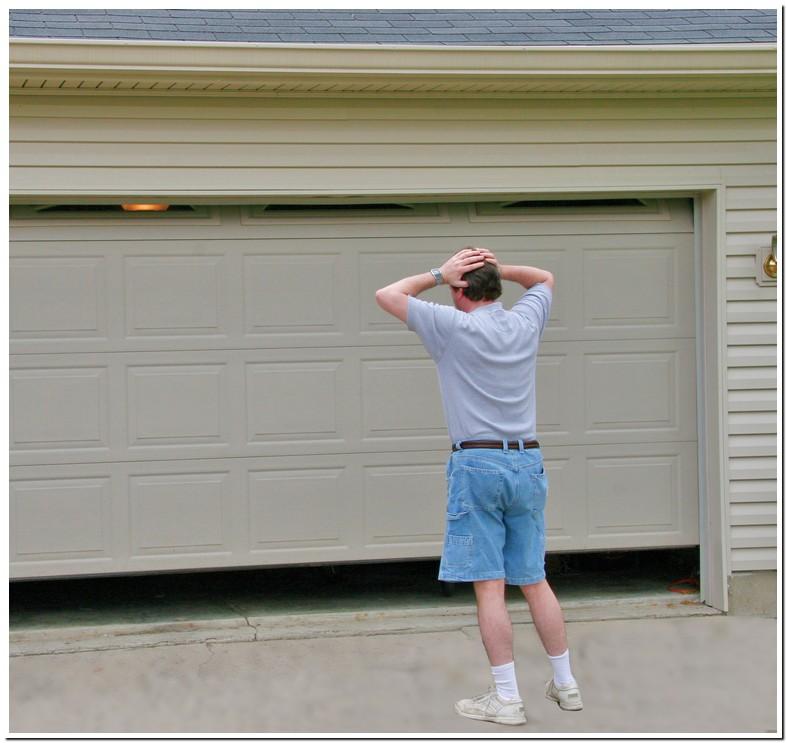 My Garage Door Opens Randomly