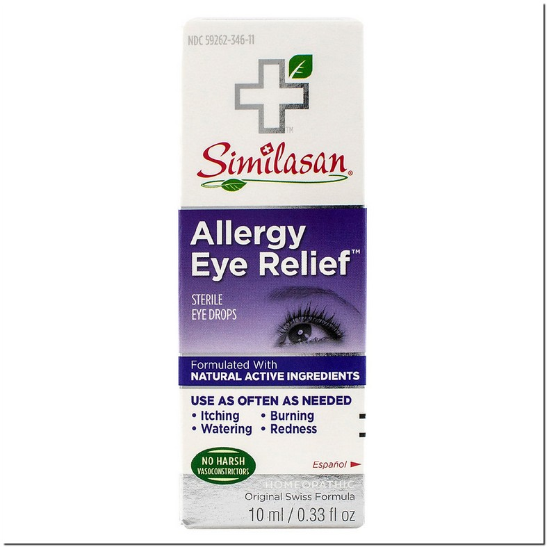 Natural Eye Drops For Dogs With Allergies