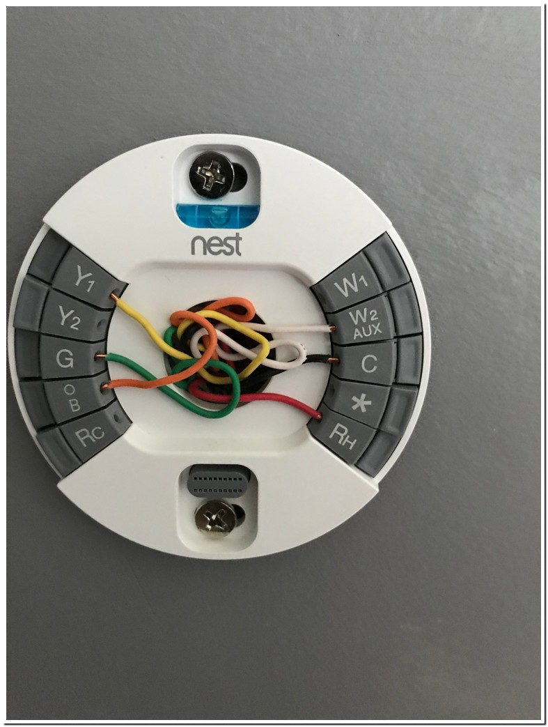 Nest Thermostat Not Working Properly